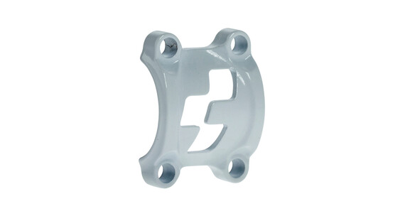 Cube Front Plates - blanc